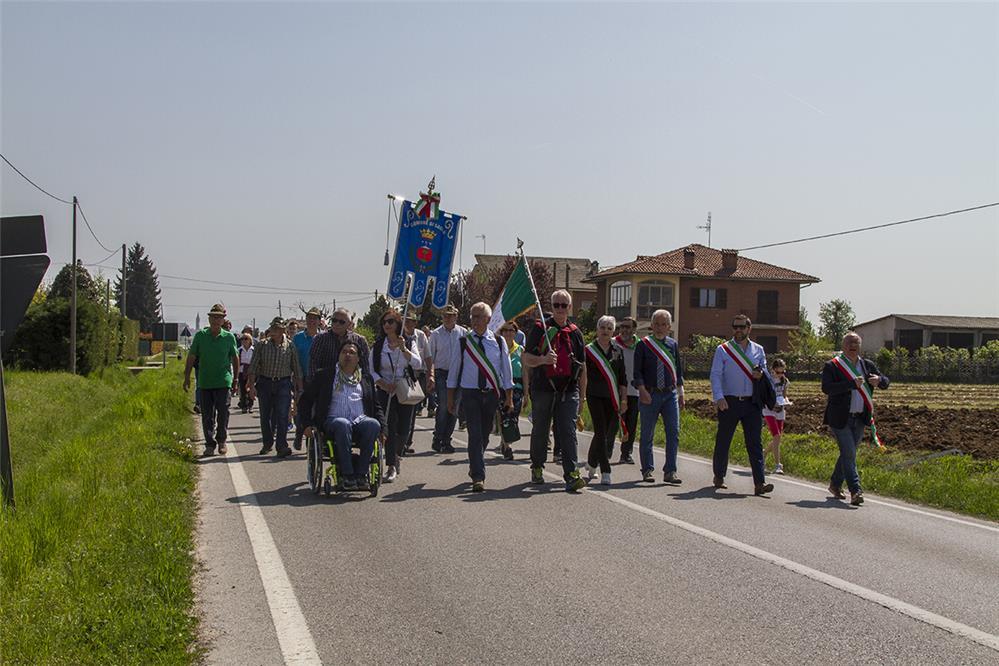Manifestazione 25 aprile 2018